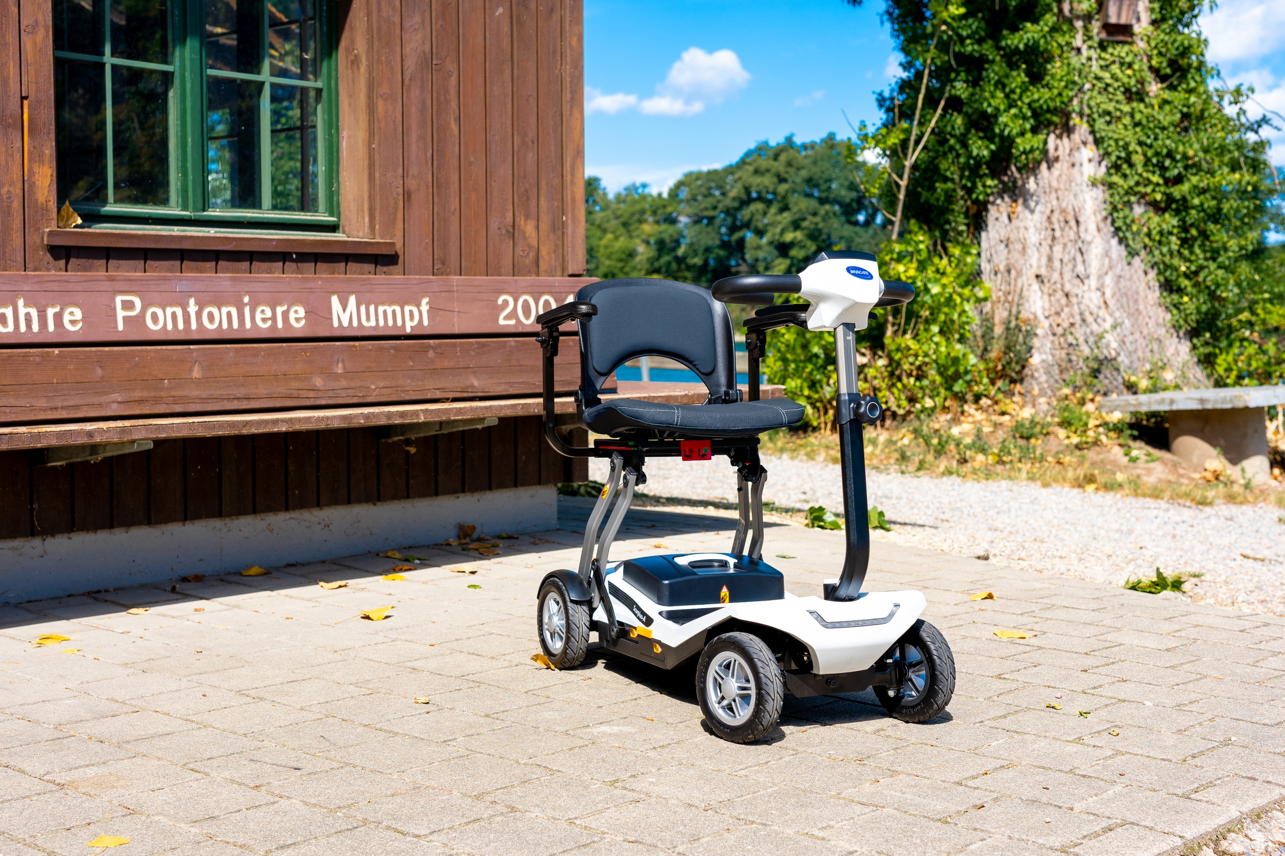 Elektromobil - Scorpius - Jegge bewegr