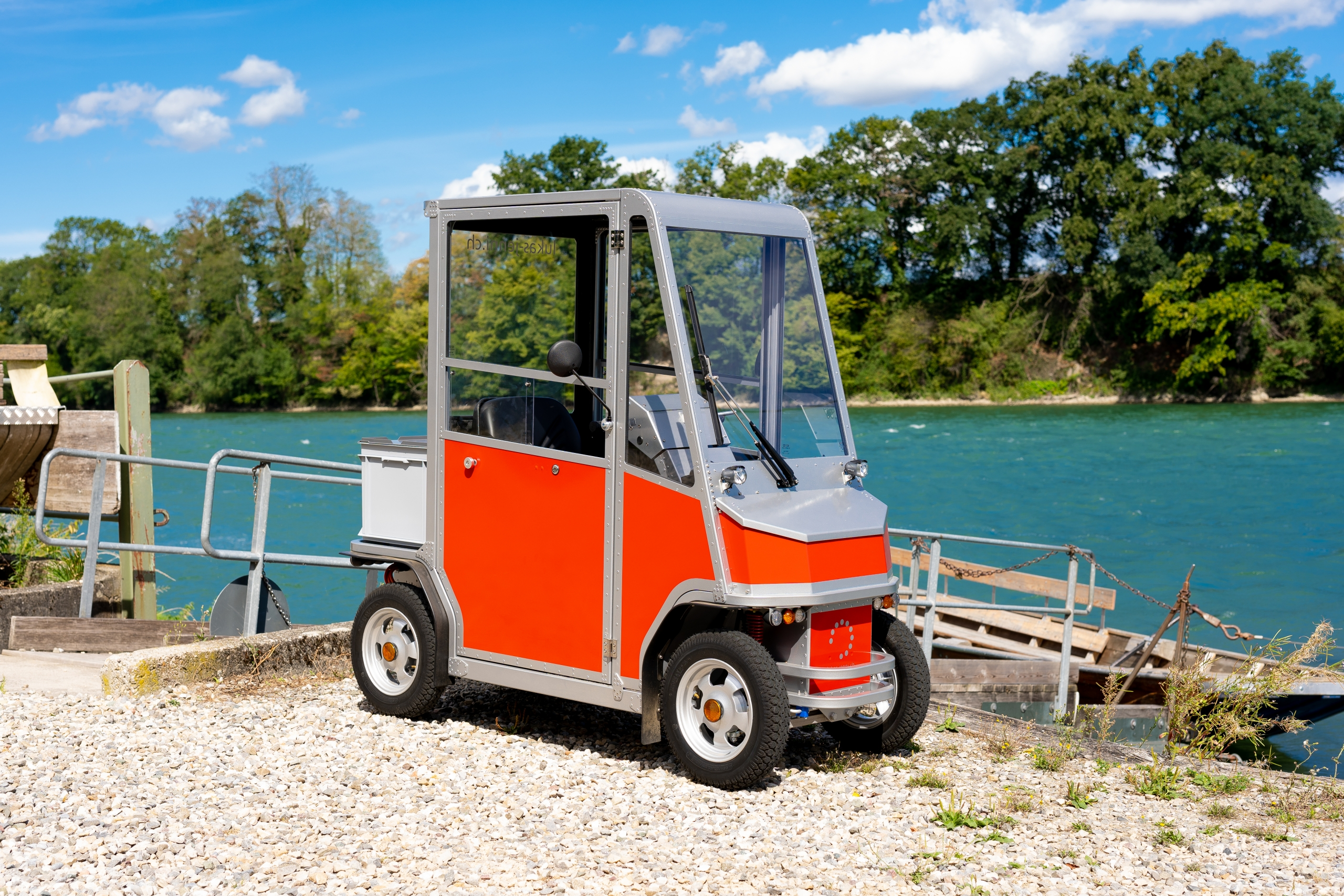 Jegge bewegt - Elektromobil