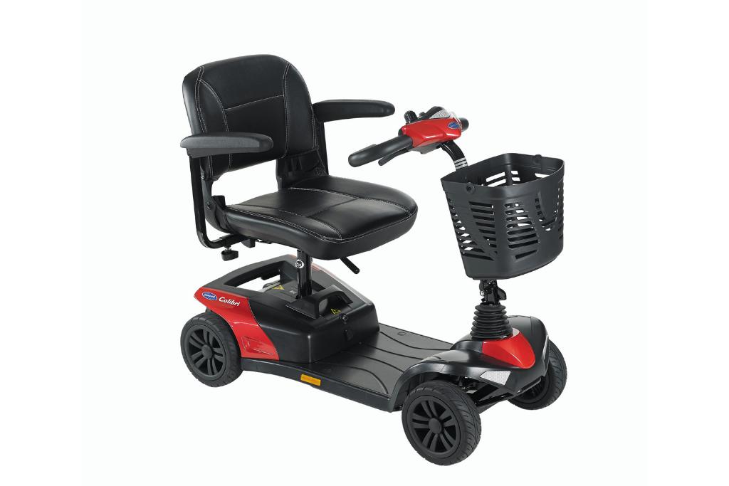 Jegge bewegt - Elektromobil - Colibri
