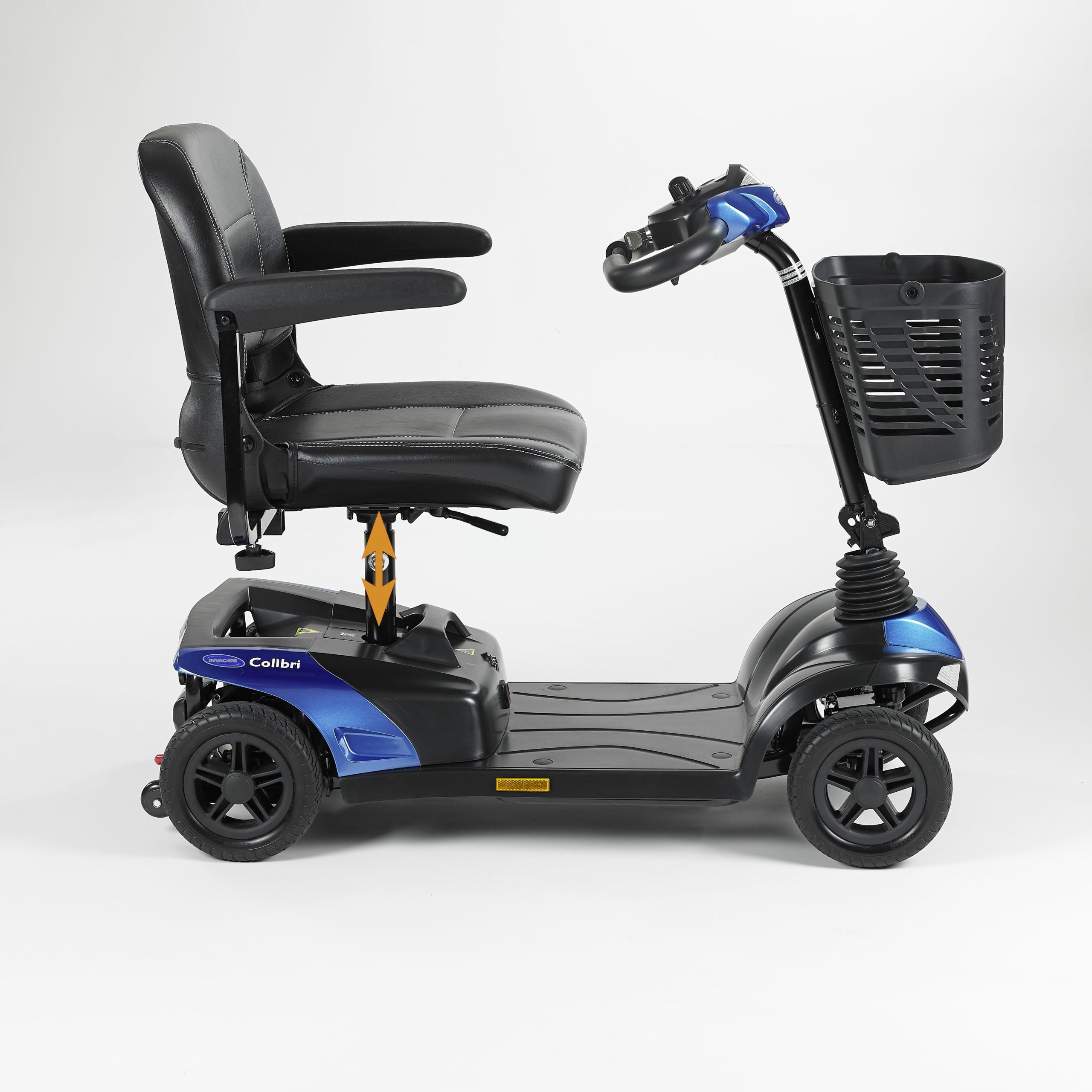 Jegge bewegt - Seniorenmobil - Colibri