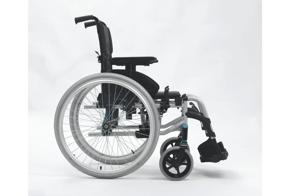 Jegge bewegt - Rollstuhl